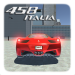 458 Italia Drift SimulatorCar Game Racing 3D-City 1 APK MODs Unlimited Money Hack Download for android