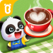 Baby Pandas Summer Caf 8.42.00.00 APK MODs Unlimited Money Hack Download for android