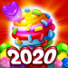 Candy Smash – 2020 Match 3 Puzzle Free Game 1.2.5 APK MODs Unlimited Money Hack Download for android
