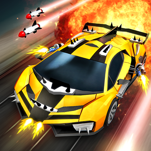 Chaos Road Combat Racing 1.1.1 APK MODs Unlimited Money Hack Download for android