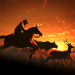 Cowboy Rodeo Rider- Wild West Safari 1.1 APK MODs Unlimited Money Hack Download for android