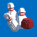 Crossy Bowling 1.0 APK MODs Unlimited Money Hack Download for android