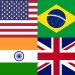 Flags of the World Countries of the World Quiz 1.3 APK MODs Unlimited Money Hack Download for android