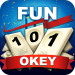 Fun 101 Okey 1.7.264.304 APK MODs Unlimited Money Hack Download for android