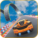 Impossible Rocket Car Ramp Car Extreme Stunts 1.1 APK MODs Unlimited Money Hack Download for android
