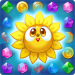 Jewel Garden Match3 Puzzle 131 APK MODs Unlimited Money Hack Download for android