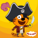 Kid-E-Cats Pirate treasures. Adventure for kids 1.0.8 APK MODs Unlimited Money Hack Download for android