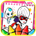 Ladybug Cat Coloring Book 1.000.000 APK MODs Unlimited Money Hack Download for android