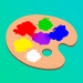 Mix Paint 1.8.1 APK MODs Unlimited Money Hack Download for android