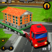 Mobile Home Transporter Truck House Mover Games 1.0.4 APK MODs Unlimited Money Hack Download for android