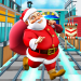Subway Santa Endless Surf 1.0.3 APK MODs Unlimited Money Hack Download for android