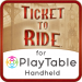 Ticket To Ride PlayTable Handheld Companion 1.2.8 APK MODs Unlimited Money Hack Download for android