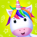 Tizi Unicorn Town – My Little Magic Princess Games 1.0 APK MODs Unlimited Money Hack Download for android