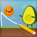 Wheres My Avocado Draw lines 3.0.4 APK MODs Unlimited Money Hack Download for android
