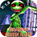 green alien Granny V2 Horror Scary MOD 5.0 APK MODs Unlimited Money Hack Download for android