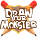 Draw Your Monster 1.3.281 APK MODs Unlimited Money Hack Download for android
