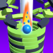 Drop Stack Ball – Fall Helix Blast Crash 3D 2.05 APK MODs Unlimited Money Hack Download for android