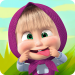 Masha and the Bear Child Games APK MODs Unlimited Money Hack Download for android