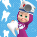 Masha and the Bear Free Dentist Games for Kids 1.1.1 APK MODs Unlimited Money Hack Download for android