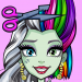 Monster High Beauty Shop Fangtastic Fashion Game 4.0.80 APK MODs Unlimited Money Hack Download for android
