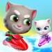 Talking Tom Jetski 2 1.3.5.220 APK MODs Unlimited Money Hack Download for android