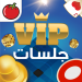 VIP Jalsat Online Tarneeb Trix Ludo Sheesh 3.6.52 APK MODs Unlimited Money Hack Download for android