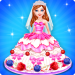 Wedding Doll Cake Decorating Cooking Game 4.0 APK MODs Unlimited Money Hack Download for android