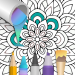 100 Mandala coloring pages 2.1.3 APK MODs Unlimited Money Hack Download for android
