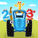 Blue Tractor Preschool Educational Games 1.1.2 APK MODs Unlimited Money Hack Download for android