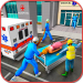 City Ambulance Rescue Simulator Games 1.0 APK MODs Unlimited Money Hack Download for android