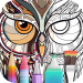 Coloring Book for family 3.1.1 APK MODs Unlimited Money Hack Download for android