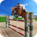 Jumping Horse Racing Simulator 2.4 APK MODs Unlimited Money Hack Download for android