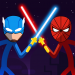 Mask of Stick Superhero 1.0.4 APK MODs Unlimited Money Hack Download for android