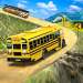 Offroad School Bus Driving Flying Bus Games 2020 1.36 APK MODs Unlimited Money Hack Download for android