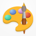 Paint Puzzle 0.10.1 APK MODs Unlimited Money Hack Download for android