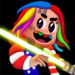 6ix9ine Runner 1.1.9 APK MODs Unlimited Money Hack Download for android
