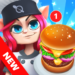 Chef Cat Ava Gourmet Seafood Roast Salad bar 1.0.3 APK MODs Unlimited Money Hack Download for android