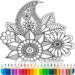 Coloring Book for Adults 7.5.0 APK MODs Unlimited Money Hack Download for android