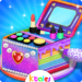 Cosmetic Box Cake and Cookie Maker Girls cooking 1.4 APK MODs Unlimited Money Hack Download for android
