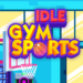 Idle GYM Sports 1.17 APK MODs Unlimited Money Hack Download for android