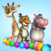 Marble Wild Friends – Shoot Blast Marbles 1.26 APK MODs Unlimited Money Hack Download for android