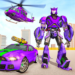 Police Robot Car Rampage New robot shooting Games 1.10 APK MODs Unlimited Money Hack Download for android