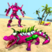 Real Robot Crocodile Simulator- Robot transform 1.0.17 APK MODs Unlimited Money Hack Download for android
