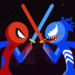 Spider Stickman Fighting 2 – Supeme Dual 1.0.4 APK MODs Unlimited Money Hack Download for android