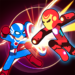Stickman Superhero – Super Stick Heroes Fight 0.2.7 APK MODs Unlimited Money Hack Download for android