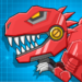 Toy Robot Mexico Rex Dino War 3.4 APK MODs Unlimited Money Hack Download for android