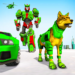 Wolf Robot Transforming Games Robot Car Games 1.0.23 APK MODs Unlimited Money Hack Download for android