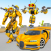 Bee Robot Car Transformation Game Robot Car Games 1.26 APK MODs Unlimited Money Hack Download for android