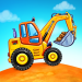 Truck games for kids – build a house car wash 5.11.2 APK MODs Unlimited Money Hack Download for android