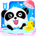 Baby Pandas Bath Time 8.52.00.00 APK MODs Unlimited Money Hack Download for android